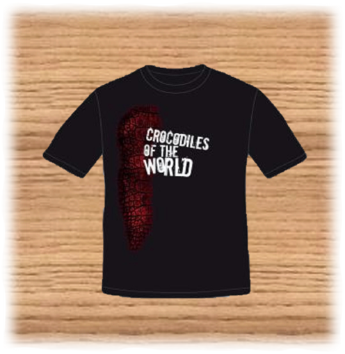 Adults Red Scales T-Shirt