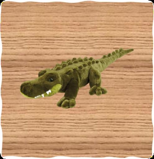 Ravensden 60cm Crocodile