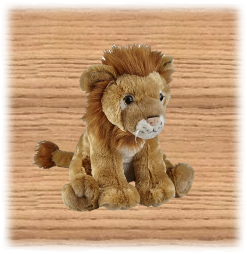 Ravensden 30cm Lion