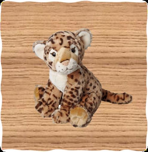 Ravensden 30cm Leopard