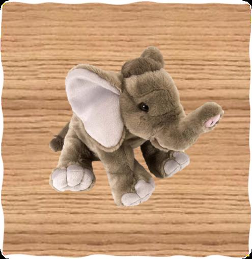 Wild Republic 30cm Elephant