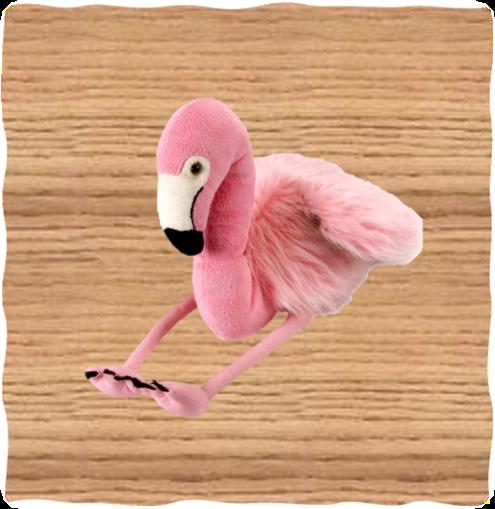 Wild Republic 30cm Flamingo