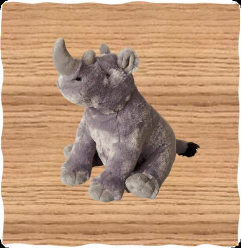 Ravensden 30cm Rhino