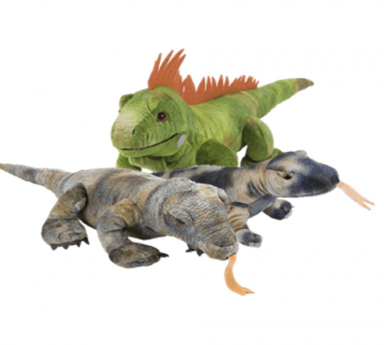 Plush Toys - Reptiles