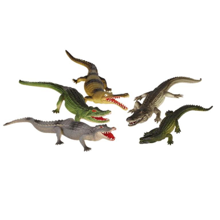 Toy Crocodiles