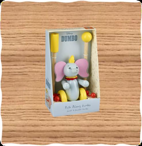 Dumbo Push Along