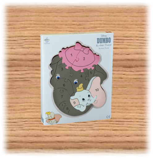 Dumbo Number Puzzle