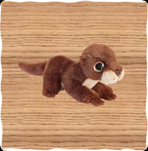 Petjes 20cm Otter