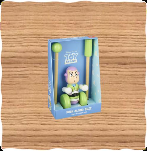 Buzz Lightyear Push Along
