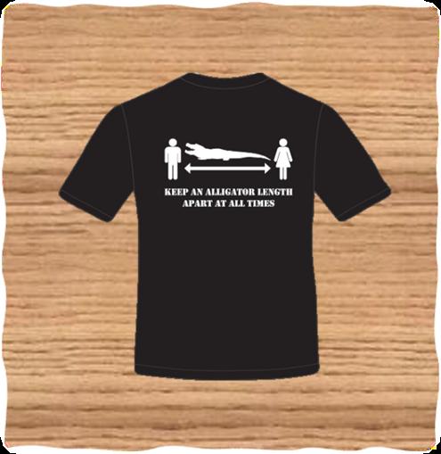 Kids Social Distancing T-Shirt