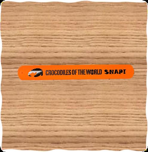 COTW Orange Snap Band