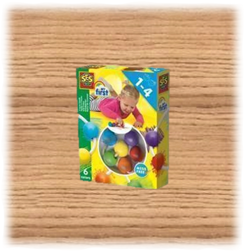 SES Creative My First Crayon Beads