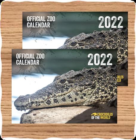 2 X COTW 2022 Calendars