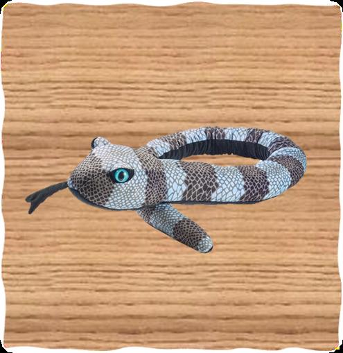Petjes 137cm Banded Sea Snake
