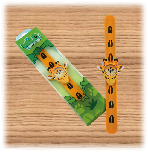 Giraffe Wild Watch