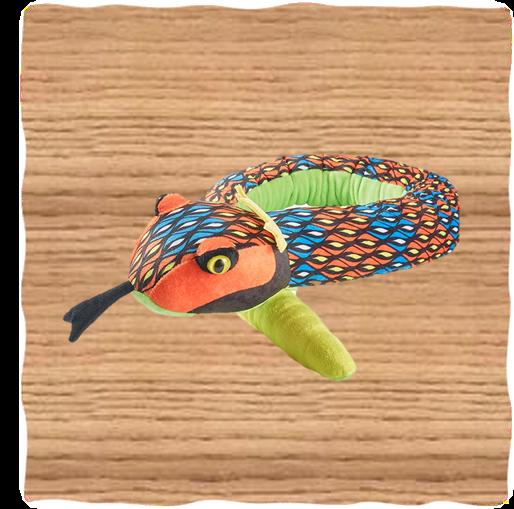 Petjes 137cm Pit Viper Snake