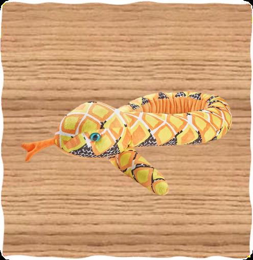 Petjes 137cm Timber Snake